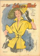 """Revue Ancienne  1950""""le Petit Echo De La Mode"""" N° 30 - Mode"""