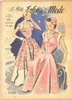 """Revue Ancienne  1950""""le Petit Echo De La Mode"""" N° 31 - Mode"""