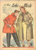 """Revue Ancienne  1950""""le Petit Echo De La Mode"""" N° 49 - Mode"""