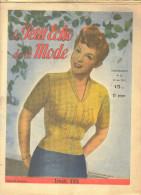 """Revue Ancienne  1951""""le Petit Echo De La Mode"""" N° 25 - Mode"""