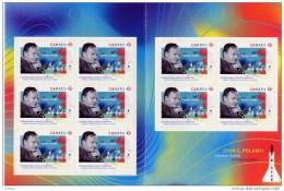 Canada, 2011, # 468,pane #2489a.  International Year Of Chemistry Mnh John C. Polanyi, - Full Booklets