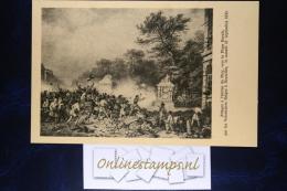 Belgium: Attaque A L'entrée Du Parc, Vers La Place Royale, Par Les Volontaires Belges A Bruxelles Le 25 Septembre 1830 - 1815-1830 (Dutch Period)