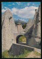 SUISSE (VS VALAIS) VAL D'HERENS : Les Pyramides D'Euseigne, Edit. Darbellay (non écrite) - VS Valais