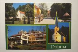 """(5/7/83) AK """"Dobrna"""" Mehrbildkarte Mit 4 Ansichten - Slowenien"""