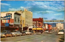 < Automobile Auto Voiture Car >> Oldsmobile 88 1949, 98 Club 1951, Chevrolet, Anchotage, Alaska - Voitures De Tourisme