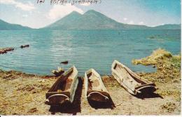 PC Guatemala - Lac Atitlan - 1974 (9605) - Guatemala