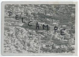 TRIPOLI - CHATEAU DU COMTE DE TOULOUSE VUE D'AVION PHOTO ORIGINALE 1935 LIBAN-SYRIE
