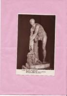 Musée Du Louvre - Mercure Attachant Sa Sandale Dit Cincinnatus Ou Jason - Sculptures