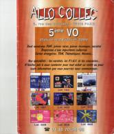 TARIFS  TELECARTES  ALLO COLLEC  Vente Sur Offre   Année 2000 - Télécartes