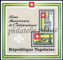 -Togo Bloc  87** - Togo (1960-...)