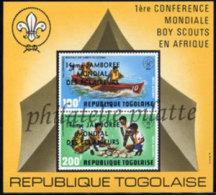 -Togo Bloc  91** - Togo (1960-...)