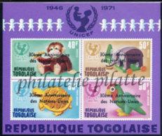 -Togo Bloc  90** - Togo (1960-...)