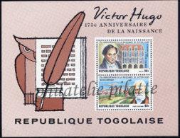 -Togo Bloc 104** - Togo (1960-...)