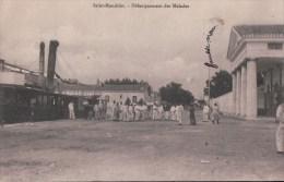 Saint-Mandrier Débarquement Des Malades (1915) - France