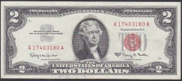 U.S.A, 2 Dollars, P.382b (Series 1963A) VF - United States Notes (1928-1953)