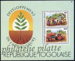 -Togo Bloc 108** - Togo (1960-...)