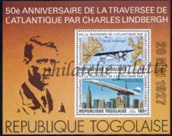 -Togo Bloc 106** - Togo (1960-...)