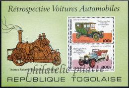 -Togo Bloc 105** - Togo (1960-...)