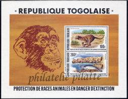 -Togo Bloc 107** - Togo (1960-...)