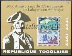 -Togo Bloc 111** - Togo (1960-...)