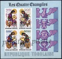 -Togo Bloc 115** - Togo (1960-...)
