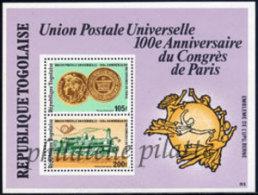 -Togo Bloc 123** - Togo (1960-...)