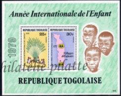 -Togo Bloc 129** - Togo (1960-...)
