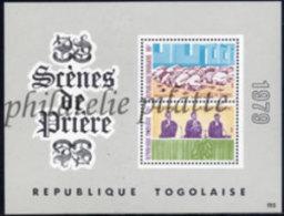 -Togo Bloc 132** - Togo (1960-...)