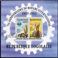 -Togo Bloc 135** - Togo (1960-...)