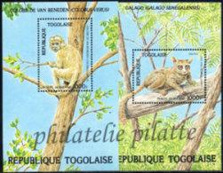 -Togo Bloc 219/20** - Togo (1960-...)