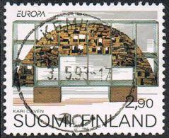 Finland SG1317 1993 Europa 2m.90 Good/fine Used - Gebraucht