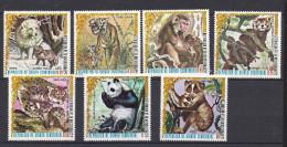 Série Neuve** Protection De La Nature, Faune D'europe, Sanglier, Marmotte, Porc épic, Ours Brun, C ...guinée équatoriale - Milieubescherming & Klimaat