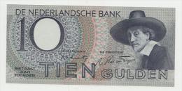 Netherlands 10 Gulden 1943 UNC NEUF P 59 - [2] 1815-… : Koninkrijk Der Verenigde Nederlanden