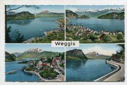 SWITZERLAND - AK 208775 Weggis - LU Lucerne