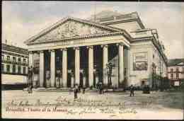 Bruxelles - Théatre De La Monnaie - Non Classés