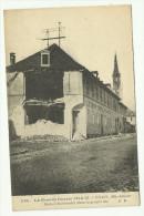 Carte Postale  Thann La Grande Guerre 1914.15 Maison Bombardée Dans La Grande Rue - Thann