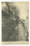 Carte Postale  Steinbach La Grande Guerre 1914.15 Retranchements Français - Thann