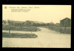 """Poperinghe  Poperinge 1920  - cemetery """" Remy """" cimeti�re  kerkhof  gasthuis"""