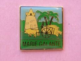 MARIE GALANTE GUADELOUPE -  île De La Guadeloupe (7) - Villes