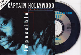 CD Single - CAPTAIN HOLLYWOOD - Impossible - Musique & Instruments