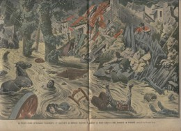 LE PELERIN 1433 DE 1904. 17 HABITANTS DE MAMERS (SARTHE).... CARICATURE POLITIQUE. MONUMENT BATAILLE DE WATERLOO........ - Livres, BD, Revues