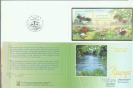 RUS 2005-1255-8 JOINT ISSUES RUS-BELORUSSIA, RUSSIA, BOOKLET, MNH - Gemeinschaftsausgaben