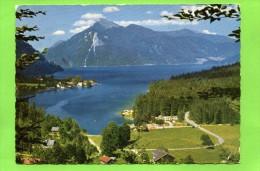 Walchensee Mit Dorf  Walchensee Und Jochberg - Bad Toelz