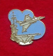 @@ Marine Nationale Porte Avions Avion Clémenceau R98 Rafale EGF(2.2x2.5) @@ma81a - Army