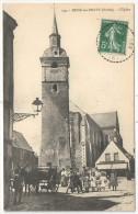 72 - Bessé Sur Braye - L'Eglise - Jouanneaux 244 - France