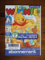 Winnie Pooh Carte Postale - Publicidad