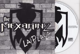 CD Single - THE MEXAKINZ - La Plaga - Rap & Hip Hop