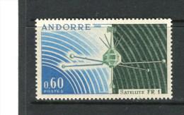 ANDORRE - Y&T N° 177** - Satellite FR 1 - Gebraucht