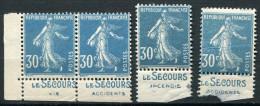 FRANCE - N° 192 B ( TYPE IIB ) DE CARNET BDF AVEC PUBLICITES - ** & * - TB - Advertising