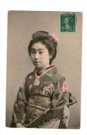 Jeune Fille Japonaise - Japon